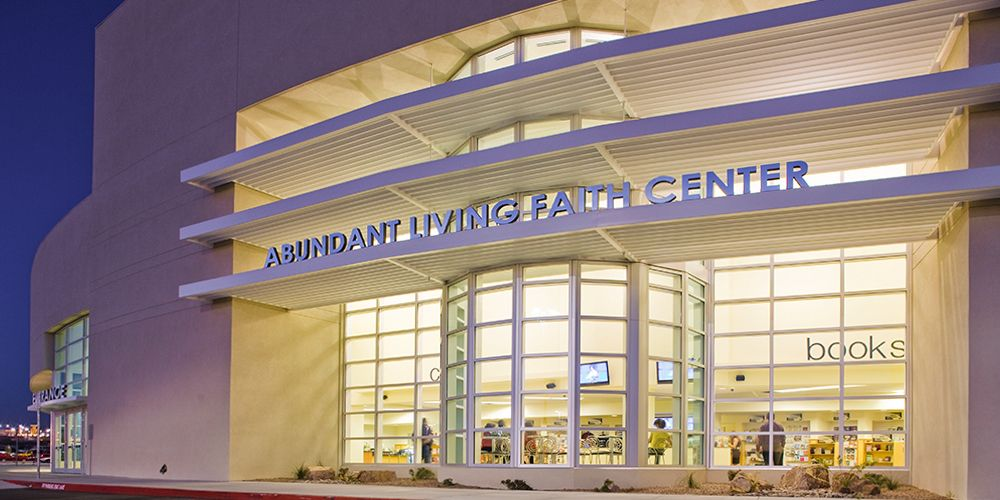 Abundant Living Faith Center <strong>East</strong>