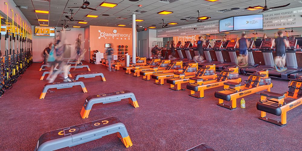 Orange Theory <strong>Fitness</strong>